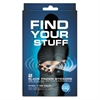 Smead Stick-N-Find Bluetooth Location Tracker, 2/Pack
