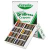 Crayola Washable Dry Erase Crayons, Classpack, Assorted Colors, 96/Set