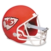 "Scotch NFL Helmet Tape Dispenser, Kansas City Chiefs, Plus 1 Roll Tape 3/4"" x 350"""