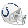 "Scotch NFL Helmet Tape Dispenser, Indianapolis Colts, Plus 1 Roll Tape 3/4"" x 350"""