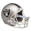 "Scotch NFL Helmet Tape Dispenser, Oakland Raiders, Plus 1 Roll Tape 3/4"" x 350"""
