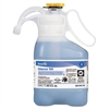 Diversey Glance NA Glass & Surface Cleaner Non-Ammoniated, 1400mL Bottle, 2/Carton