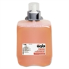 GOJO FMX 20 Luxury Foam Antibacterial Handwash, 2000mL, Fresh Fruit, 2/Carton