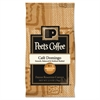 Peet's Coffee & Tea Coffee Portion Packs, Café Domingo Blend, 2.5 oz Frack Pack, 18/Box