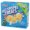 Kellogg's Rice Krispies Treats, Original Marshmallow, 0.78oz Pack, 54 per Carton