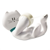 "Scotch Kitty Tape Dispenser, 1"" Core for 1/2"" and 3/4"" Tapes"