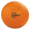 "Champion Sports Playground Ball, 8 1/2"" Diameter, Orange"