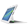 Leitz Privacy Cover with Stand for iPad 2, 3rd Gen and 4th Gen, Landscape, White