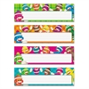 "TREND Desk Toppers, Sock Monkeys, 9 1/2"" x 2 7/8"""