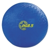 "Champion Sports Playground Ball, 8 1/2"" Diameter, Blue"