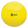 FitPro Ball Chair, 75cm Diameter, Yellow