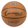 Champion Sports Rubber Sports Ball, Basketball, No. 7, Orange