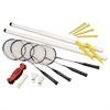Deluxe Badminton Set with Carrying Case