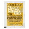 Diamond Crystal House Blend Rectangular Cup Dipping Sauces, Honey Mustard, 1 oz Cup, 100/Box