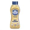 Bar Keepers Friend Soft Cleanser, 26 oz Squeeze Bottle, Citrus, 6/Carton