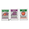 FLAVOR FRESH Jelly, Apple, Grape, Mixed Fruit, 0.5 oz Portion Cup, 200 Cups