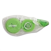"Universal Correction Tape with Two-Way Dispenser, Non-Refillable, 1/5"" x 315"", 2/Pack"