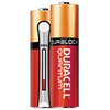 Duracell Quantum Alkaline Batteries with Duralock Power Preserve Technology, AA, 144/Ct