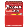 Tylenol Extra Strength Caplets, Two-Pack, 50 Packs/Box