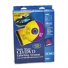 Avery CD/DVD Design Labeling Kits, Matte White, 40 Inkjet Labels and 10 Inserts