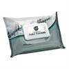 Sani Professional Table Turner Wet Wipes, 7 x 11 1/2, White, 80 Wipes/Pack, 12 Packs/Carton