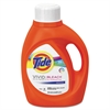 Laundry Detergent with Bleach, 75 oz Bottle, Original Fresh Scent