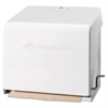 Georgia Pacific Mark II Crank Roll Towel Dispenser, 10 3/4 x 8 1/2 x 10 3/5, White