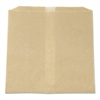 Rubbermaid Commercial Waxed Napkin Receptacle Liners, 7-3/4 x 10-1/2 x 8-1/2, Brown, 500/Case