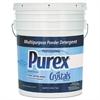 PUREX Dry Detergent, Original Fresh Scent, Powder, 15.6 lb. Pail