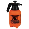 Hand Sprayer with Adjustable Nozzle, Polyethylene, 64 oz, Black/White
