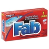 Fab Dispenser-Design HE Laundry Detergent Powder, Ocean Breeze, 1oz Box