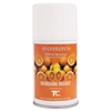 Microburst 9000 Air Freshener Refill, Mandarin Orange, 5.3oz, Aerosol, 4/Carton