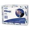 Kleenex C-Fold Paper Towels, 10 1/8 x 13 3/20, White, 150/Pack, 16/Carton