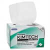 Kimtech* KIMWIPES, Delicate Task Wipers, 1-Ply, 4 2/5 x 8 2/5, 280/Box