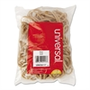 Universal Rubber Bands, Size 117, 7 x 1/8, 50 Bands/1/4lb Pack