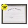 NuDell Framed Achievement/Appreciation Awards, 11w x 8 1/2h, 2 Designs, 18/Carton