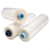 "GBC Ultima 35 EZload Roll Film, 5 mil, 1"" Core, 12"" x 100 ft., Clear Finish, 2/Bx"