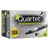 Quartet EnduraGlide Dry Erase Marker, Black, Dozen