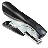 Premium Hand Stapler, Full Strip, 20-Sheet Capacity, Black/Chrome/Dark Gray