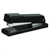 Swingline Compact Desk Stapler, Half Strip, 20-Sheet Capacity, Black