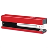 Full Strip Fashion Stapler, 20-Sheet Capacity, Red/Black