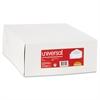 Universal Security Tinted Business Envelope, #10, White, 500/Box