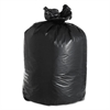 Super Extra-Heavy Can Liner, 38x58, 2 Mil, 60gal, Black, 10 Bag/RL, 10 RL/CT