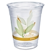 SOLO Cup Company Bare Eco-Forward RPET Cold Cups, 12-14 oz, Clear, 50/Pack