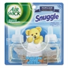 Scented Oil Twin Refill, Snuggle Fresh Linen, 0.67 oz 2/Pack, 6/Carton