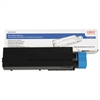 Oki 44992405 Toner, 1500 Page-Yield, Black