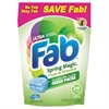 Fab Toss Ins, 20/Pack, 4 Packs/Carton