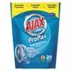 Ajax Toss Ins Powder Laundry Detergent, Packets, 20/Pack, 4 Packs/Carton
