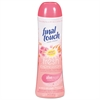 Final Touch Fresh Expressions In-Wash Laundry Scent Booster, 24 oz, Powder, Pink Orchid