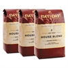 Day to Day Coffee 100% Pure Coffee, Day to Day House Blend, 33 oz Bag, 3/Pack